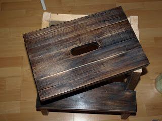 Efecto envejecido madera