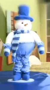 muñeco navideño